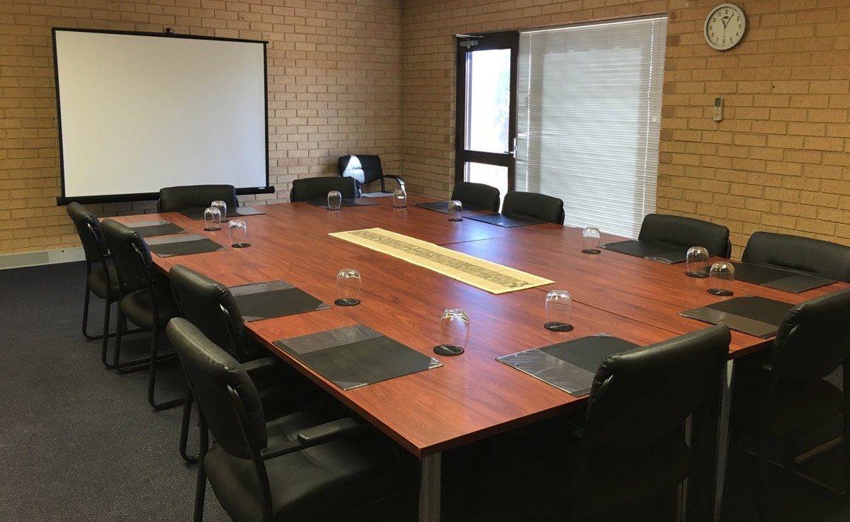 MWCC Boardroom for hire