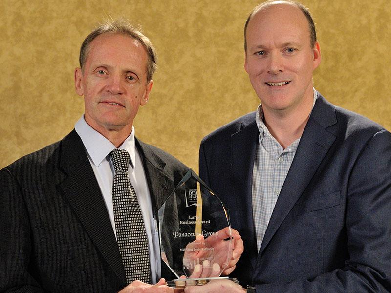 MWCCI - BEA _0004_Large Business Award Winner